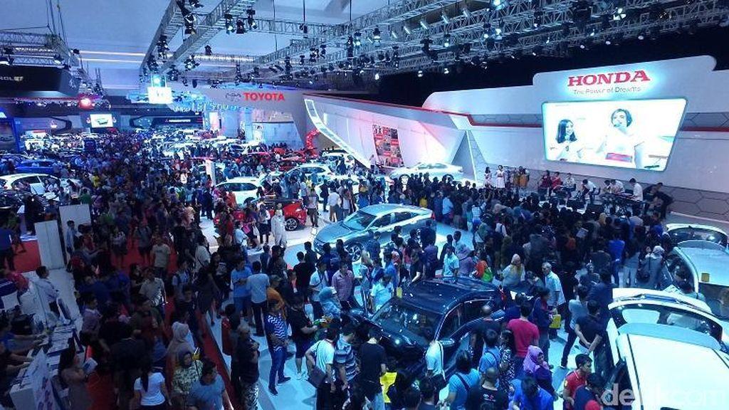 Wapres: Banyak Mobil Terjual Bikin Macet Tapi Kita Tidak Khawatir