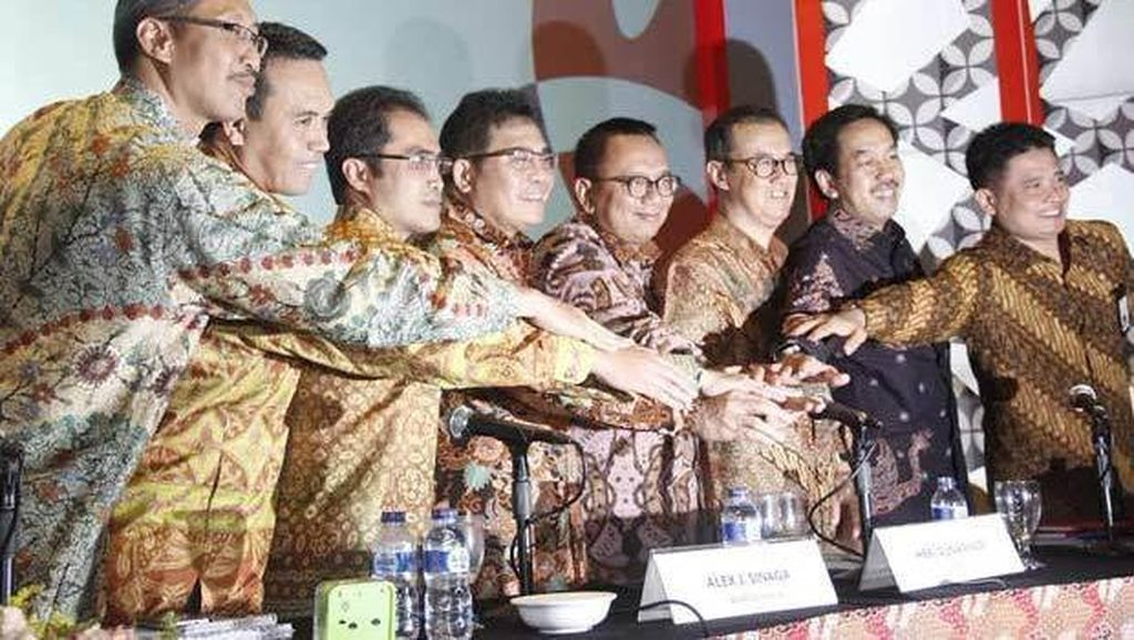 Telkom Raup Laba Bersih Rp 6,69 Triliun