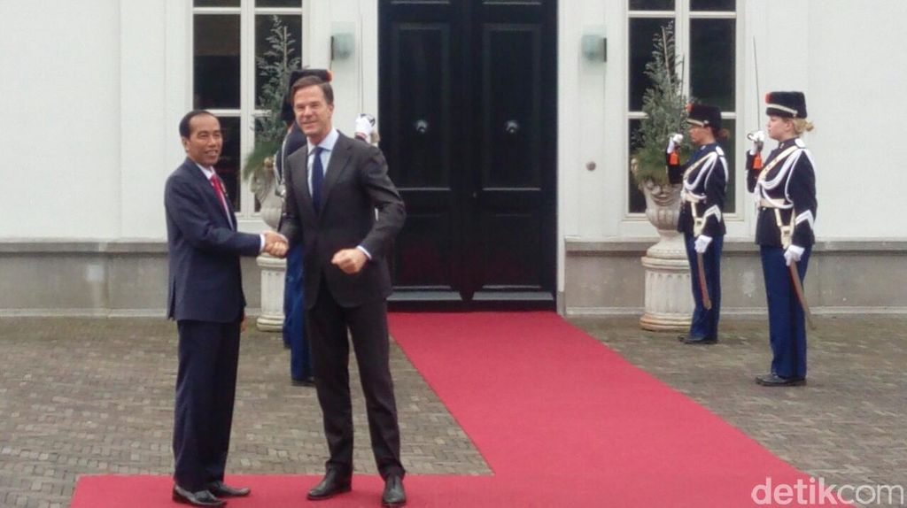 Perdana Menteri Belanda akan Temui Jokowi, Ini yang Dibahas
