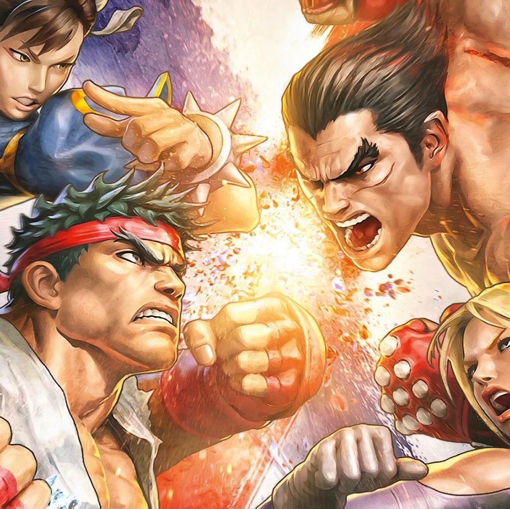 Kolaborasi Street Fighter X Tekken Berlanjut