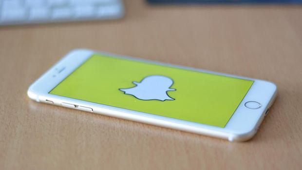 Sukses IPO, Induk Snapchat Kini Bernilai Rp 378 Triliun