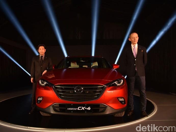 SUV Anyar Mazda CX-4