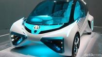 2022, Toyota Siap Jual Mobil Listrik yang Bisa Dicas Cepat