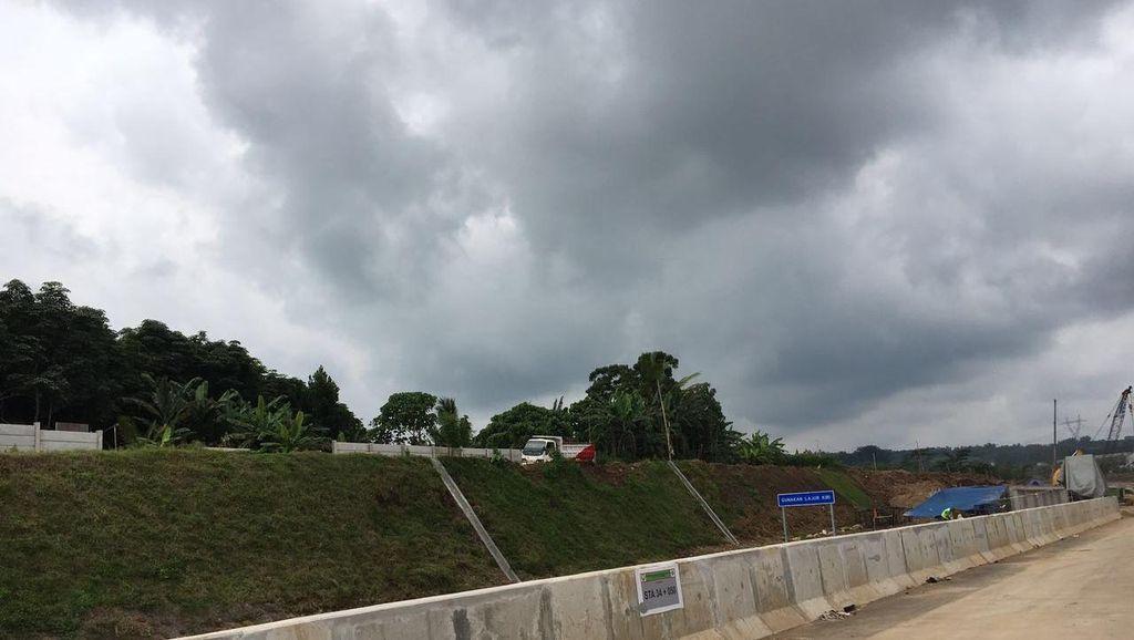 Curah Hujan Tinggi, Jadwal Operasi 2 RuasTol Trans Jawa Mundur