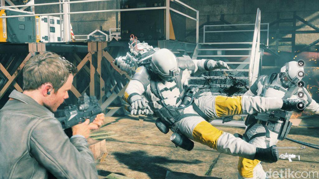 Pembuat Game Quantum Break bakal Selingkuh dengan PS4