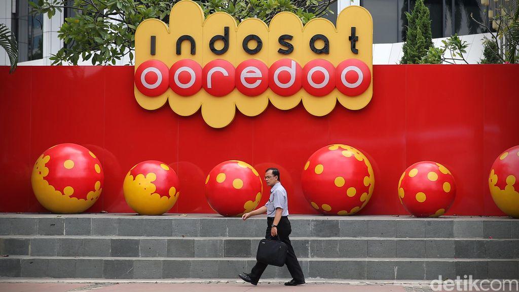 Indosat Ubah Susunan Komisaris