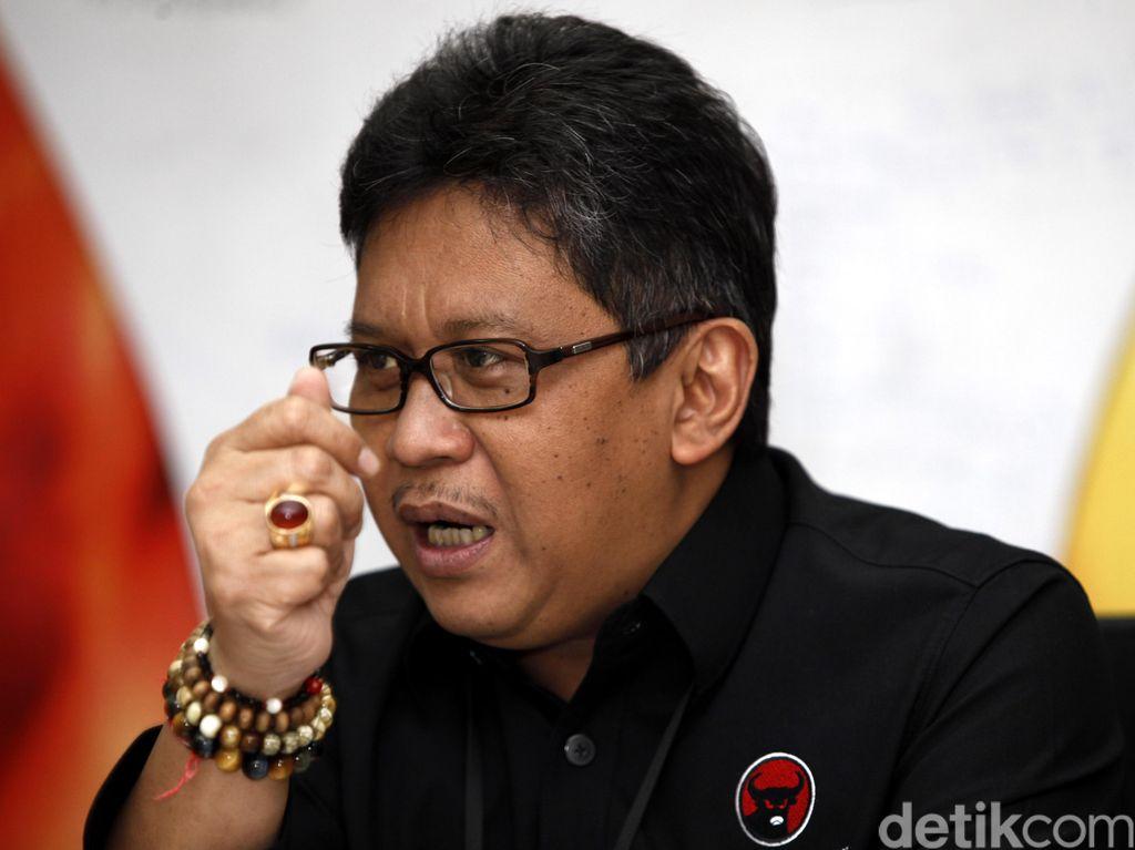 PDIP Soroti Aspek Administratif di Putaran I Pilkada DKI