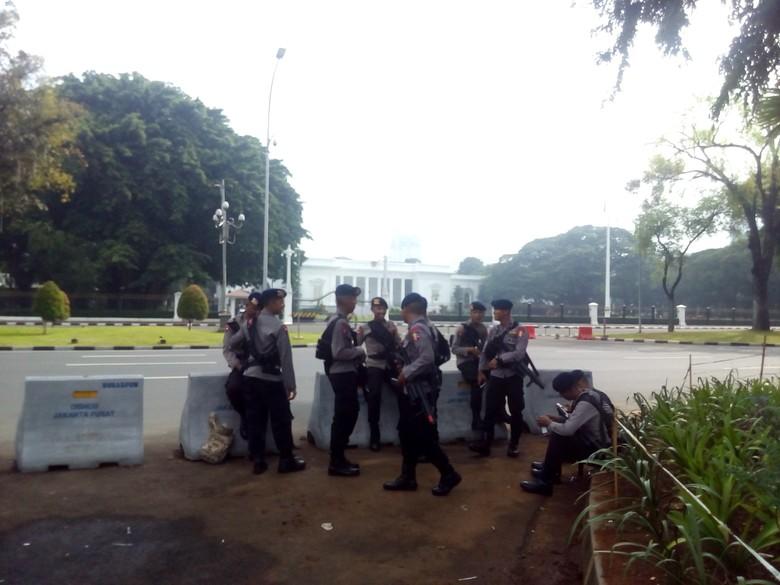 Mahasiswa akan Berdemo di Depan Istana Merdeka Membawa 3 Tuntutan