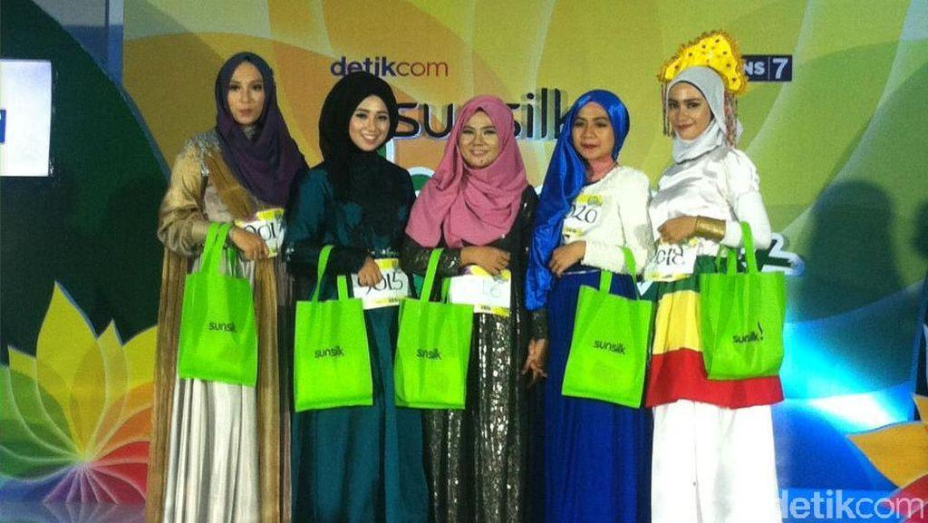 Ini 5 Peserta Sunsilk Hijab Hunt 2016 Makassar yang Masuk Babak Voting