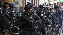Demo May Day, Ribuan Demonstran AS Protes Kebijakan Imigrasi Trump