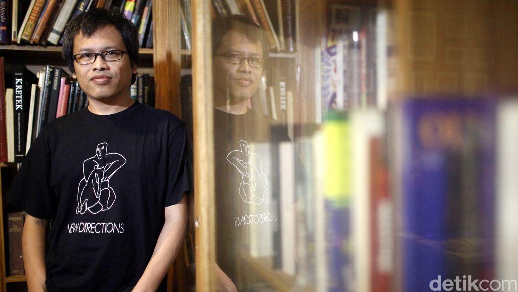 Eka Kurniawan Hadir di Singapore Writers Festival 2016