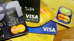 Transaksi Kartu Kredit Melonjak Jelang Lebaran