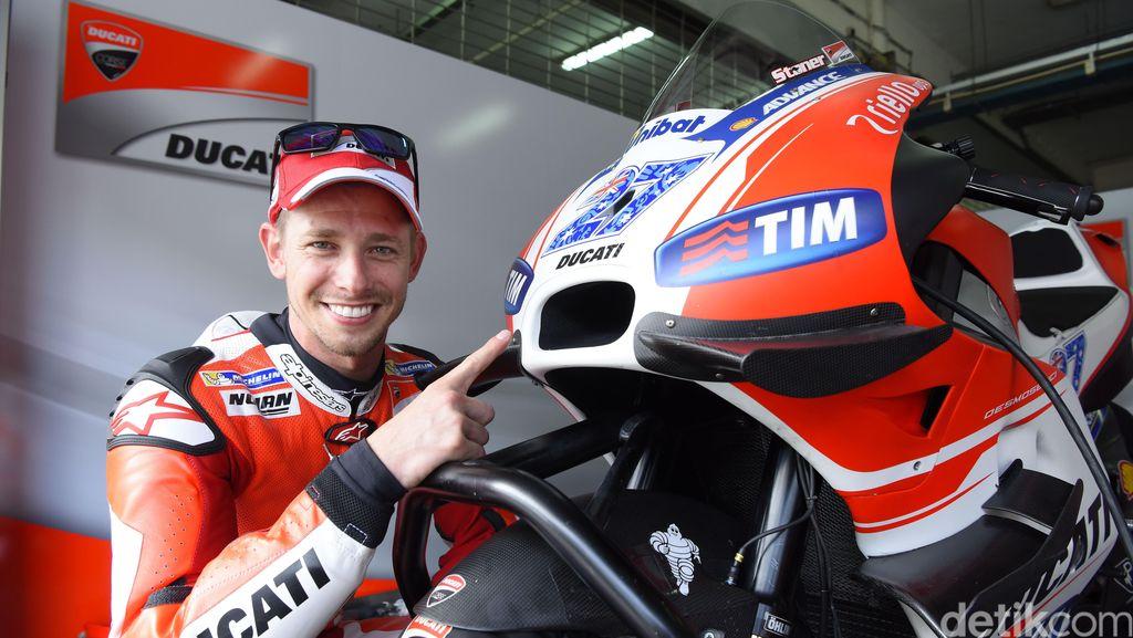 Stoner Kurang Sreg dengan Aneka Perlengkapan Elektronik di MotoGP
