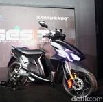 Pertarungan Motor Listrik di Indonesia