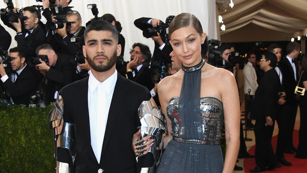 Nama Panggilan Sayang dari Zayn Malik untuk Gigi Hadid