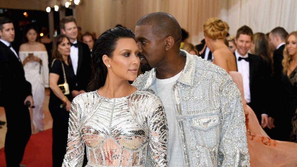 Setiap Kanye West Selesai Konser, Kim Kardashian Lakukan Ritual Ini
