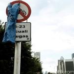 Dilarang Melintas di Jalan Protokol, Ada Diskriminasi Bagi Pengendara Motor