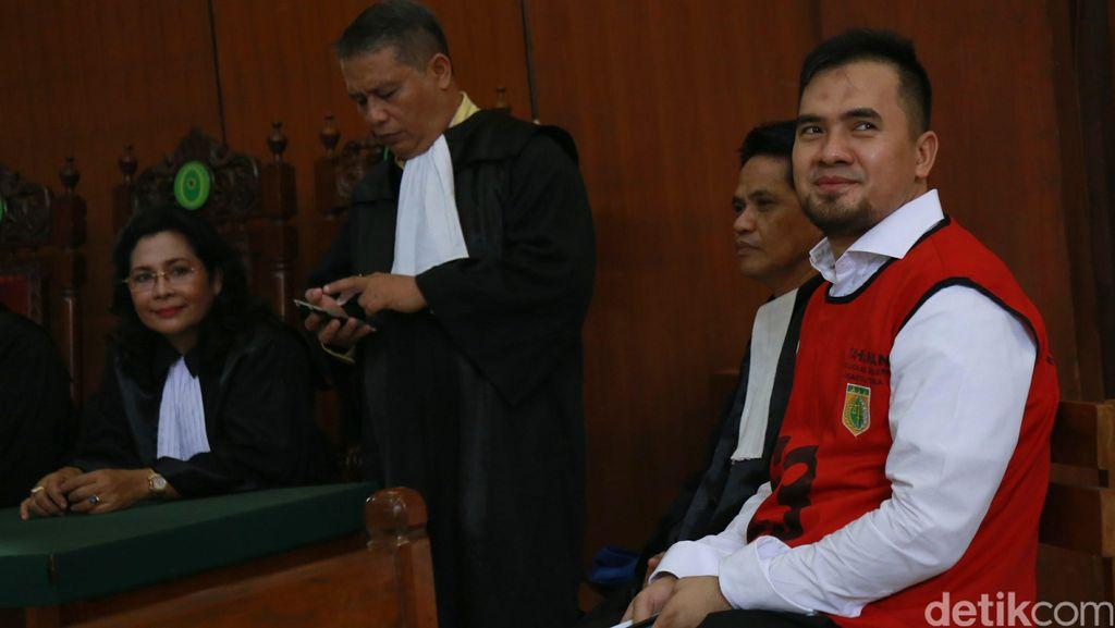 Masih di Tahanan, Saipul Jamil Kangen Ngabuburit