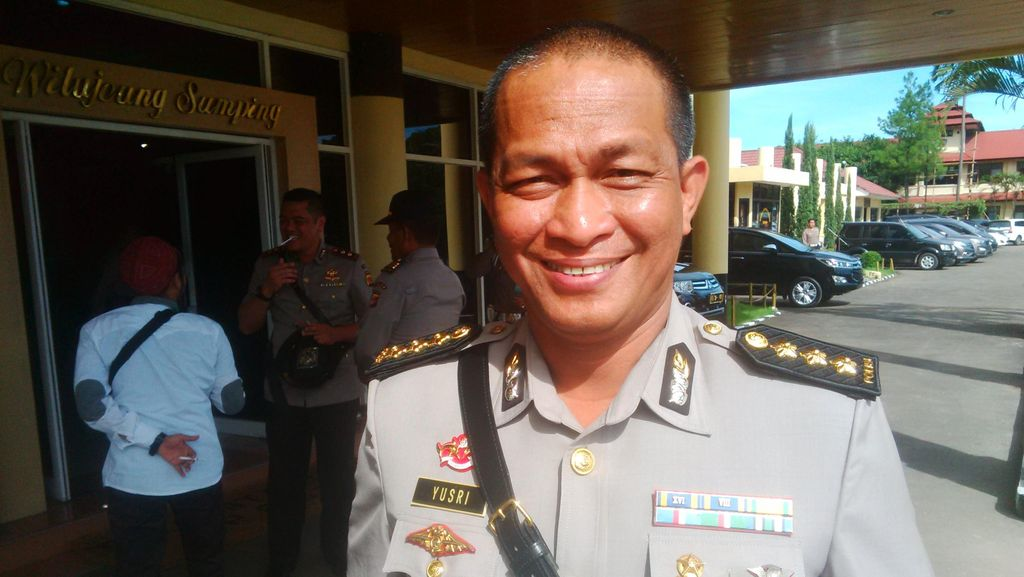 Penjelasan Polri Soal Penangkapan 3 Terduga Teroris di Bandung