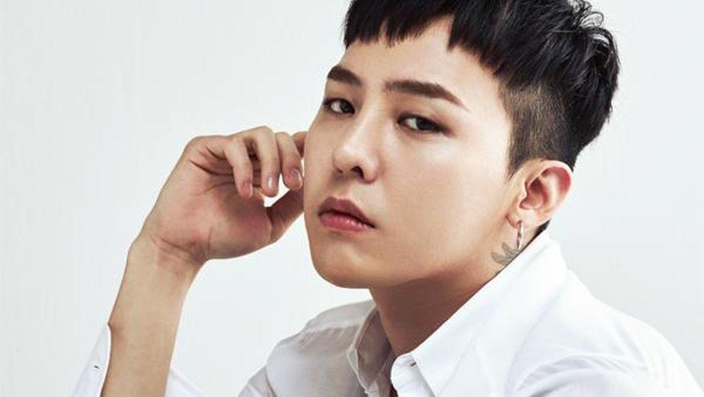 Resolusi 2017 G-Dragon Soal Setop Merokok Belum Terwujud