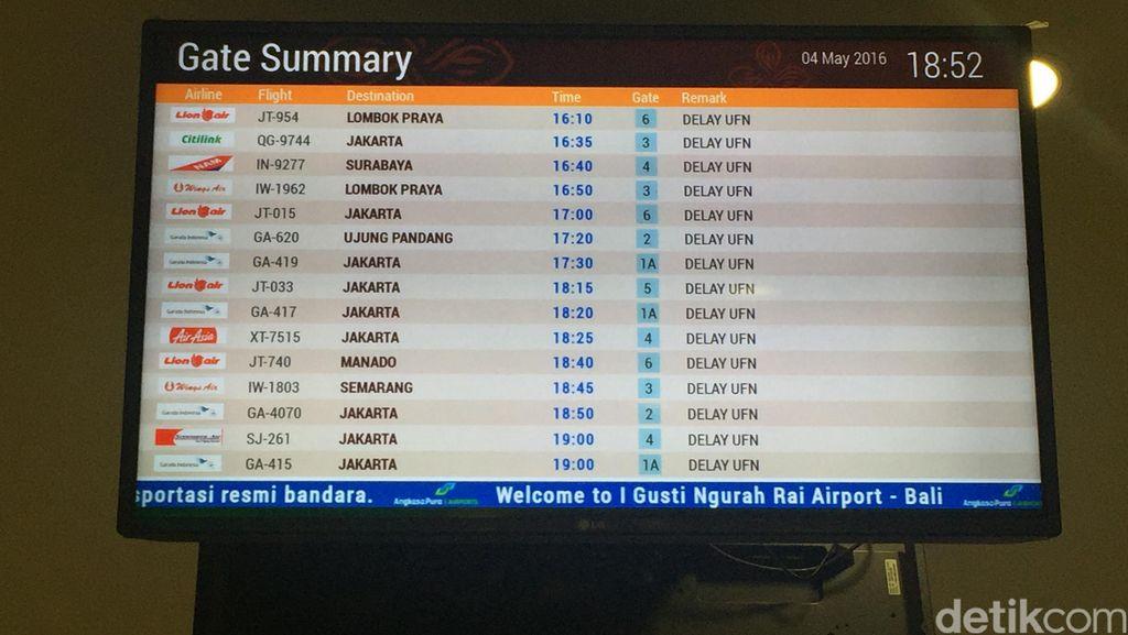 Ada 369 Penerbangan Tambahan di Bali Saat Musim Mudik