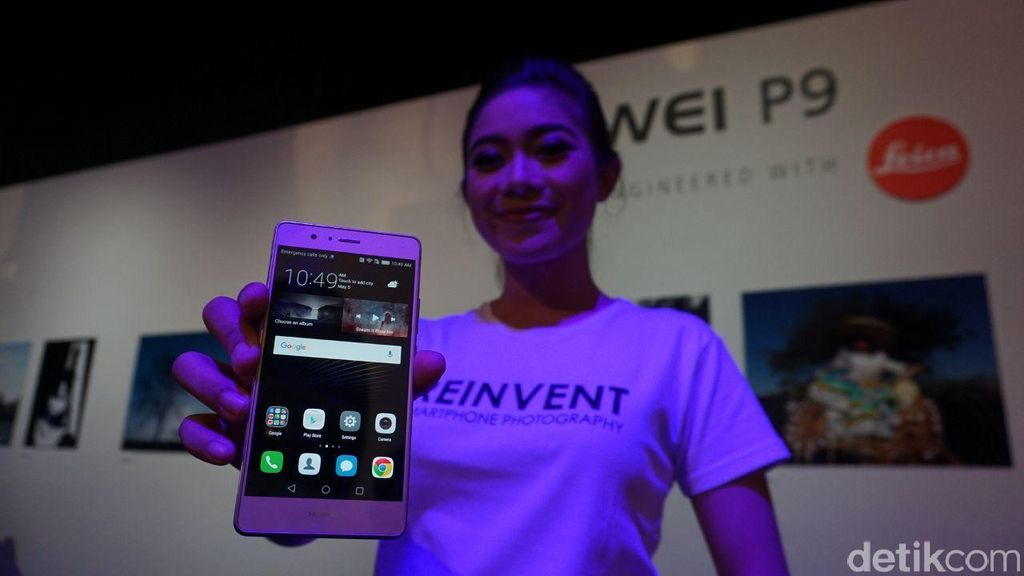 Huawei P9 Bikin Penasaran