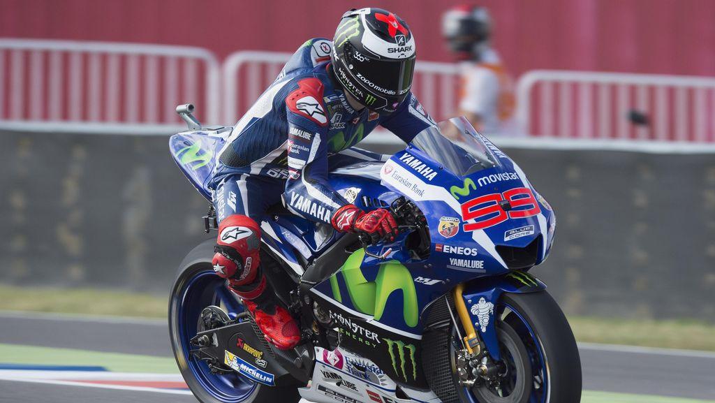Kejar Konsistensi, Lorenzo Bidik Podium Le Mans