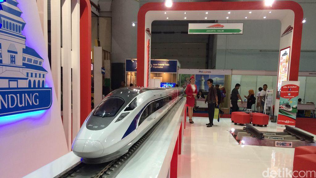 Pinjaman China untuk Kereta Cepat Belum Cair