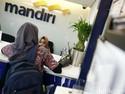 Jelang Lebaran Transaksi Bank Mandiri Naik 5 Kali Lipat