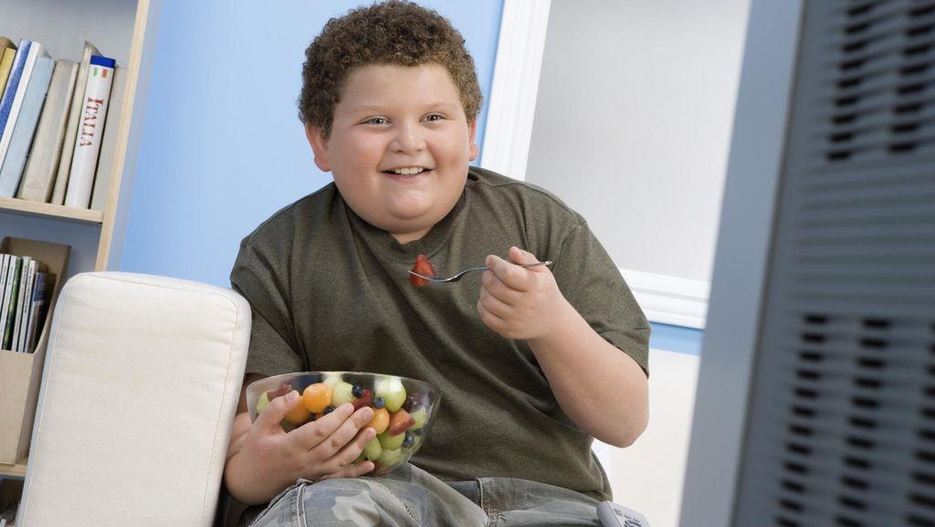 Studi: Obesitas pada Anak Berkaitan dengan Faktor Genetik