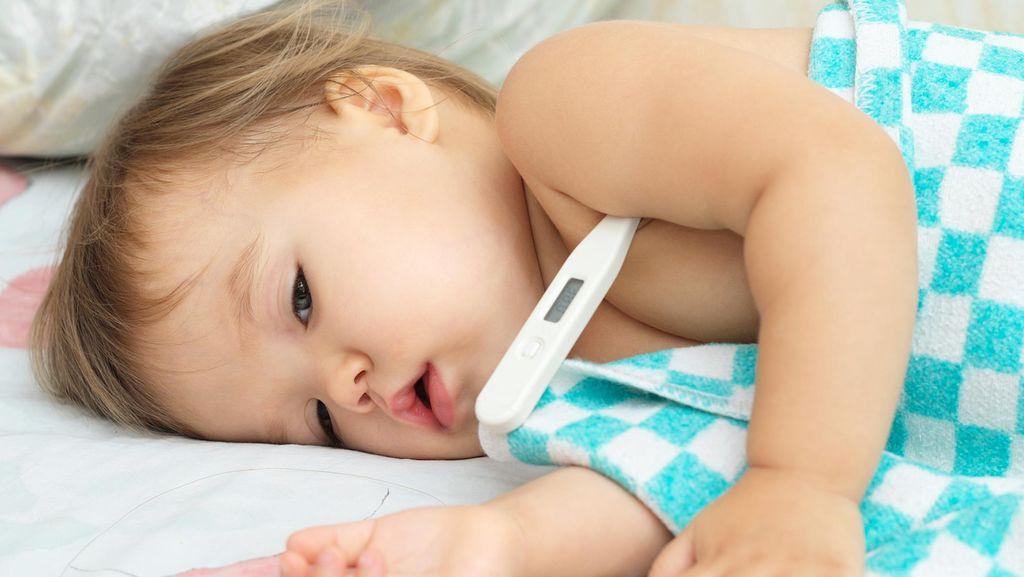 Kejang Demam Berulang pada Anak Disebut Bisa Picu Epilepsi