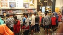 Long Weekend, Outlet Khas Banyuwangi Raup Untung Ratusan Juta Rupiah