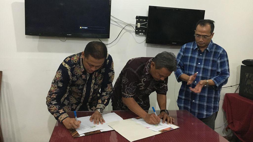 AP II-Garuda Indonesia Buka Rute Solo-Aceh-Jeddah