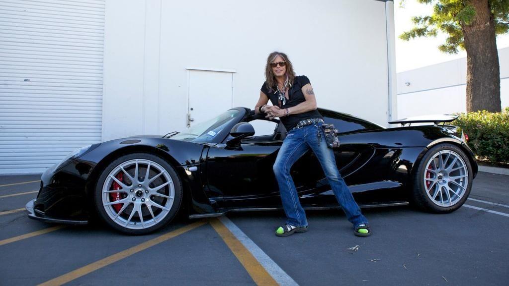 Steven Tyler Lelang Mobil Convertible Tercepat di Dunia, Harganya Mulai Rp 14 Miliar