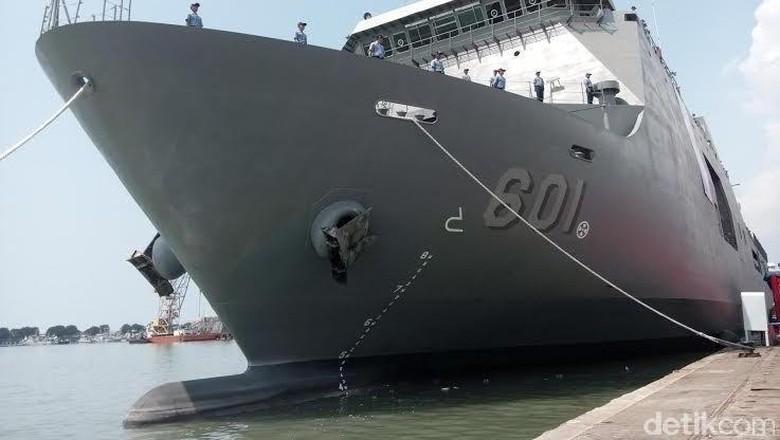 Ini Dia Kapal Perang Pesanan Filipina Buatan PT PAL