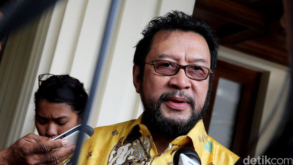 Fahd A Rafiq Tersangka KPK, Golkar: Kami Tak akan Membela