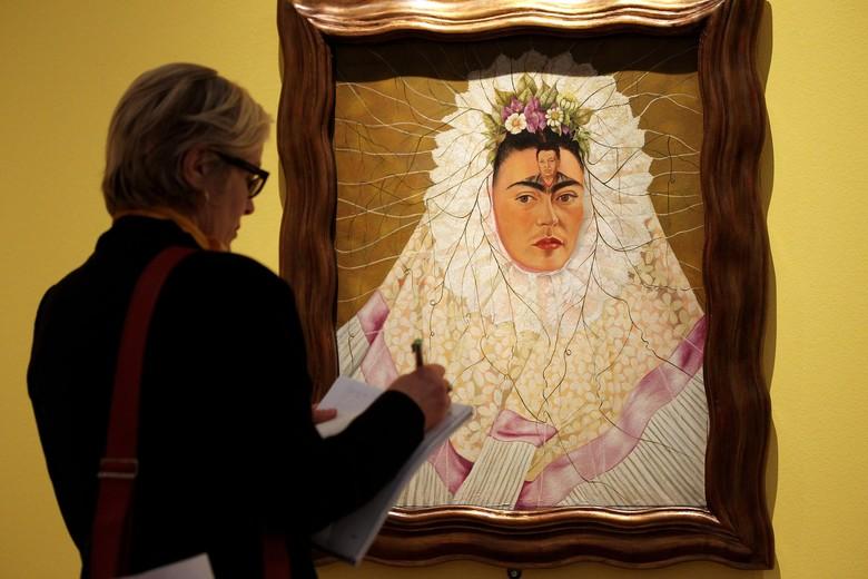 Lukisan Frida Kahlo yang Jadi Misteri Akhirnya Terjual