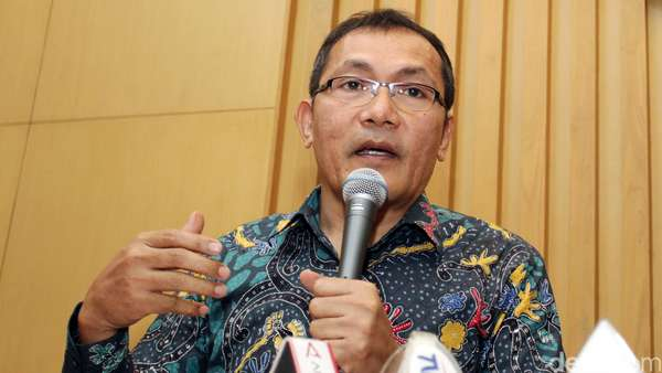 Soal Aris-Novel, KPK: Masalah Anak Debat Makanan Diintip Tetangga