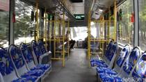 Warga Sambut Baik Bus TransJabodetabek Bekasi-Bundaran HI