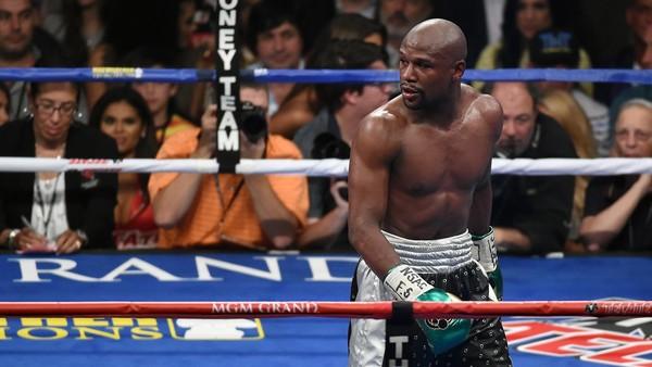 Jika Dibayar Rp 1,3 T, Mayweather Bersedia Tarung dengan McGregor UFC