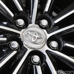Pecinta Toyota Kumpul Bareng di SCBD
