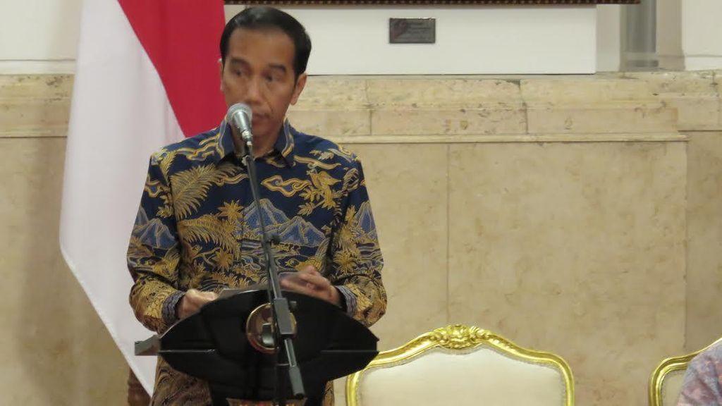 Jokowi Bagi-bagi 12,7 Juta Ha Lahan ke Koperasi Hingga Pesantren