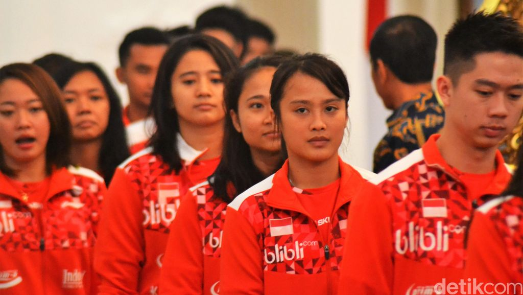 Minta Tim Thomas-Uber Habis-habisan, Jokowi: Feeling Saya Kita Menang
