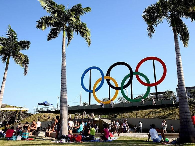 Rivaldo Soroti Ancaman Keamanan di Olimpiade Rio