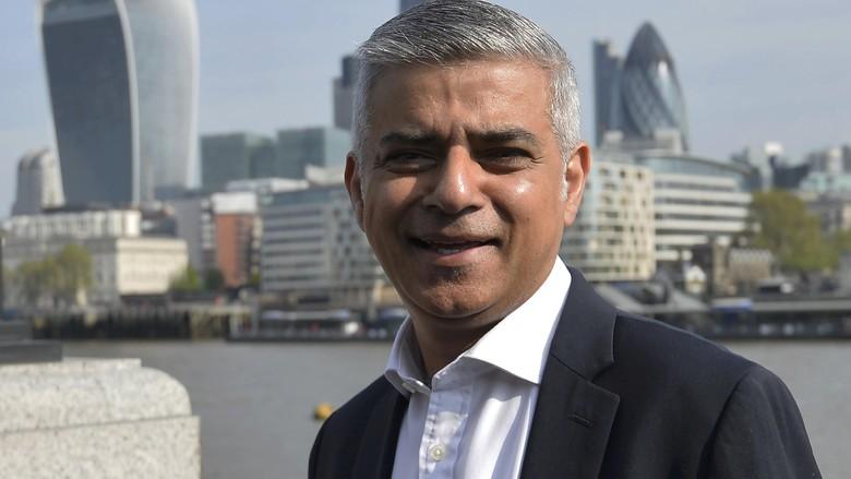 Wali Kota London: Insiden Penabrakan Usai Tarawih Serang Toleransi