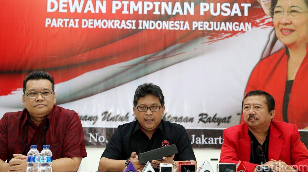 Perkuat Koalisi Ahok, Sekjen PDIP Jalin Komunikasi dengan PD
