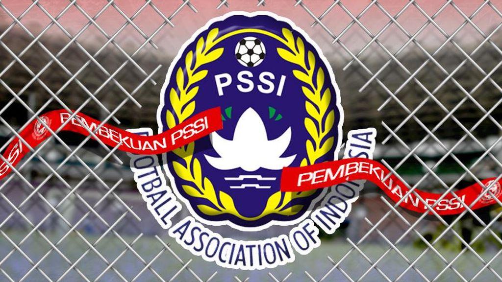 Rapat Terbatas Tentang Sepakbola yang Pertama oleh Presiden Jokowi
