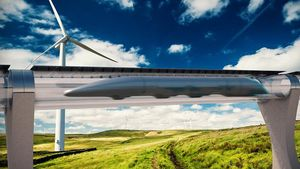 Hyperloop, Transportasi Futuristik Kecepatan 1.207 Km/Jam
