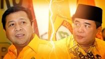 Akom Bicara Welfare State, Novanto Salam Dua Jari