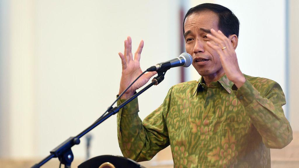 Jokowi ke Industri Kreatif: Bikin Kemasan yang Bagus